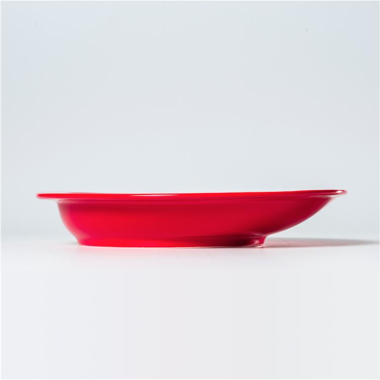 最後の一粒までメタメタすくいやすいカレー皿