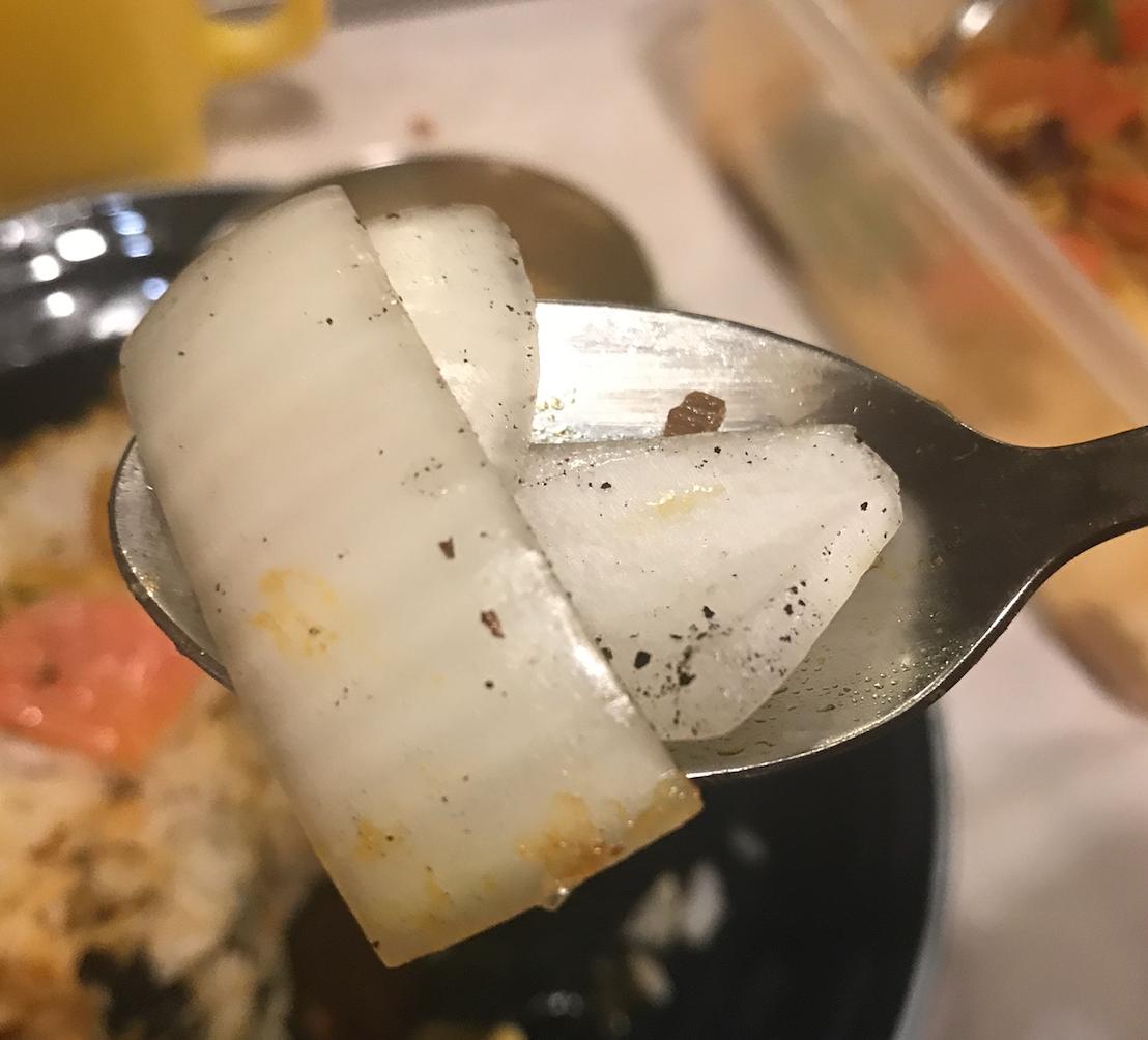 炭とレモンと塩で、信じられない美味さ。