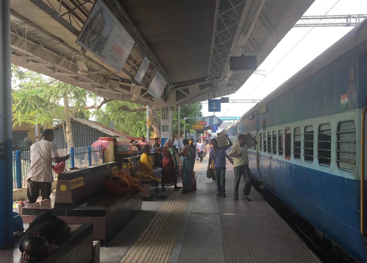 サンティニケタン駅