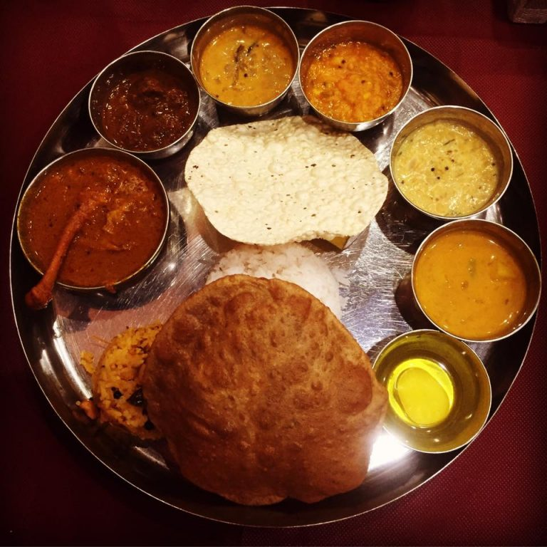 南インド料理 A-Raj(エーラージ)