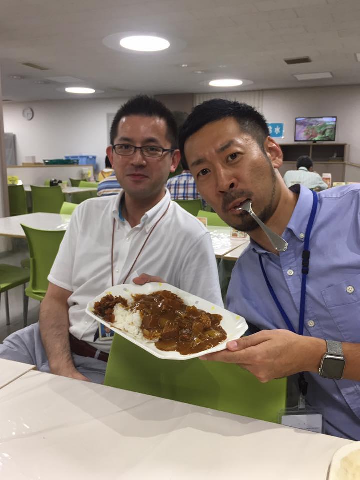 NHKの社食
