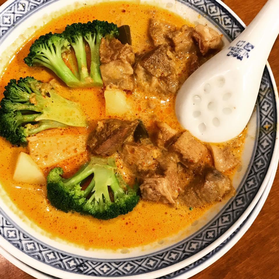香港麺 新記