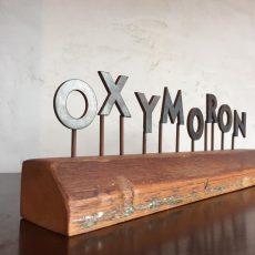 OXYMORON(オクシモロン)